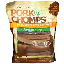 Pork Chomps Roasted Pork Ribz Dog Treats