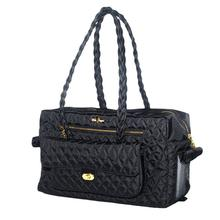 Porsha Dog Carrier by Hello Doggie - Black