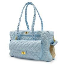 Porsha Dog Carrier by Hello Doggie - Baby Blue