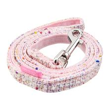 Posh Dog Leash by Pinkaholic - Pink