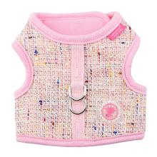 Posh Pinka Dog Harness by Pinkaholic - Pink