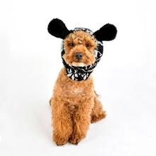 Prancer Dog Snood by Puppia - Black