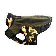 Precision Fit Sport Fleece Dog Coat by My Canine Kids in Camo