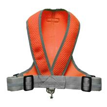 Precision Sport Mesh Dog Harness - Orange