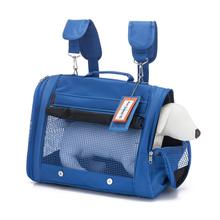 Prefer Pets Original Backpack Pet Carrier - Blue