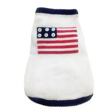 Patriotic Dog Sweater By Oscar Newman