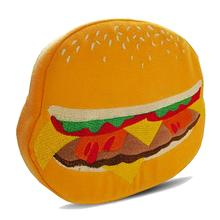 PrideBites Burger Dog Toy