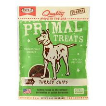 Primal Jerky Dog Treat - Turkey Chips