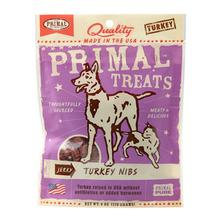 Primal Jerky Pet Treat - Turkey Nibs