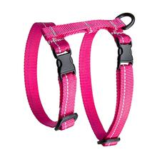 Primary Kitty Cat Harness - Raspberry