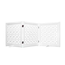 Primetime Petz Designer Dog Gate - Palm Springs