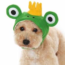 Prince Frog Dog Hat by Dogo