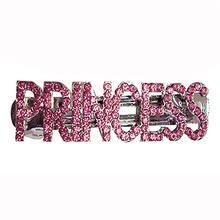 Princess Barrette by foufou Dog - Pink