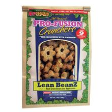 Pro-Fusion Crunchers Dog Treat - Lean BeanZ