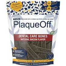 ProDen PlaqueOff Dental Care Bones Dog Treat - Bacon