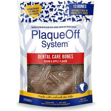 ProDen PlaqueOff Dental Care Bones Dog Treat - Bison & Apple