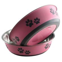 ProSelect Buster Dog Bowl - Merlot