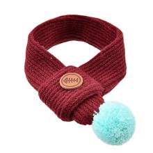 Pruitt Knit Cat Scarf By Catspia - Burgundy