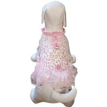 P.S. I Love You Dog Harness Dress by Cha-Cha Couture