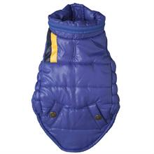 The Puffer Ski Dog Vest - Blue