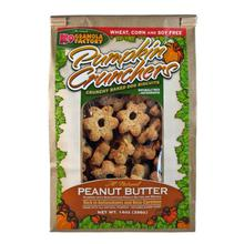 K9 Granola Factory Pumpkin Crunchers Dog Treat - Peanut Butter & Banana