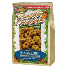 K9 Granola Factory Pumpkin Crunchers Dog Treat - Blueberry