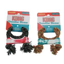 Puppy KONG Goodie Bone with Rope Toy