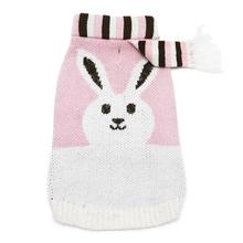 PuppyPAWer Bunny Dog Sweater
