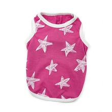 PuppyPAWer Starry Dog Tank Top by Dogo - Pink