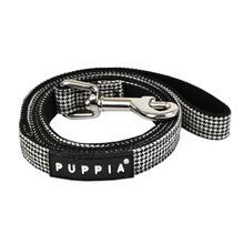 Puppytooth Dog Leash By Puppia - Black