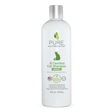 Pure and Natural Pet Tearless Cat Shampoo - Unscented
