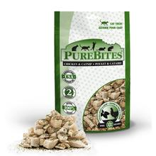 PureBites Cat Treats - Chicken Breast and Catnip