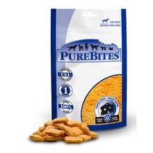 PureBites Freeze Dried Dog Treats - Cheddar Cheese