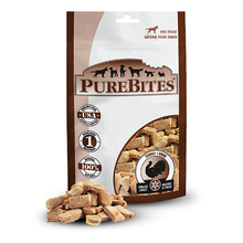 PureBites Freeze Dried Dog Treats - Turkey Breast