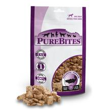 PureBites Freeze Dried Dog Treats - Ocean Whitefish