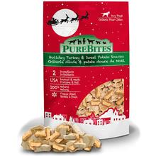 PureBites Holiday Turkey & Sweet Potato Freeze Dried Dog Treats