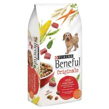 Purina Beneful Originals Dry Dog Food - Real Beef