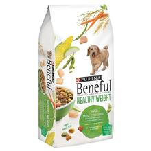 Purina Beneful Healthy Weight Dry Dog Food - Farm-Raised Chicken