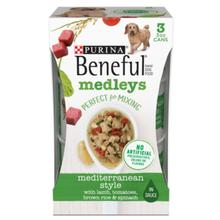 Purina Beneful Medleys Wet Dog Food - Mediterranean Style