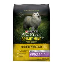 Purina Pro Plan Bright Mind Senior Dog Food - Turkey & Rice