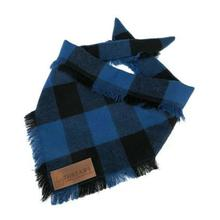 Pacifica Flannel Dog Bandana by Dog Threads