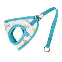 Puss Step-In Cat Harness by Catspia - Mint