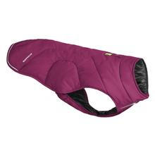 Quinzee  Insulated Dog Jacket by RuffWear - Larkspur Purple