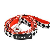 Racer Dog Leash by Puppia - Red