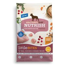 Rachael Ray Nutrish Little Bites Small Dog Food - Natural, Chicken & Veggie Recipe