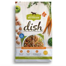 Rachael Ray Nutrish Dish Dog Food - Natural, Chicken & Brown Rice Recipe