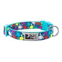 Splatter Adjustable Clip Dog Collar By RC Pets