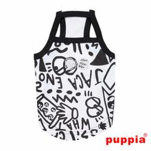 Rascal Dog Tank by Puppia - Off White