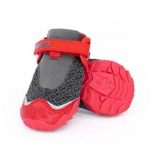 RC Pet Apex Dog Boots - Dark Grey/Goji Berry