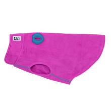 RC Pets Baseline Fleece Dog Pullover - Mulberry and Dark Teal